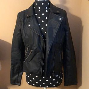 Never been worn leather jacket